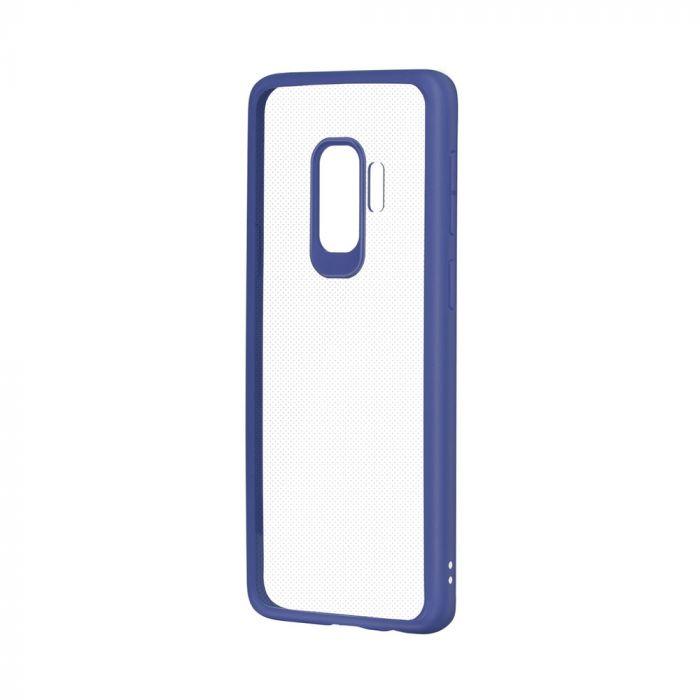 Carcasa Samsung Galaxy S9 G960 Devia Pure Style Navy