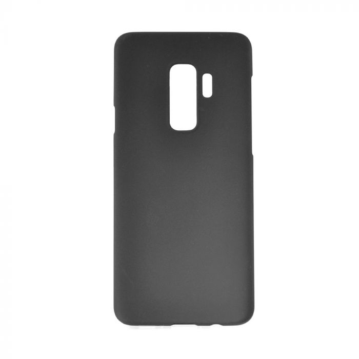 Carcasa Samsung Galaxy S9 Plus G965 Meleovo Metallic Slim Black