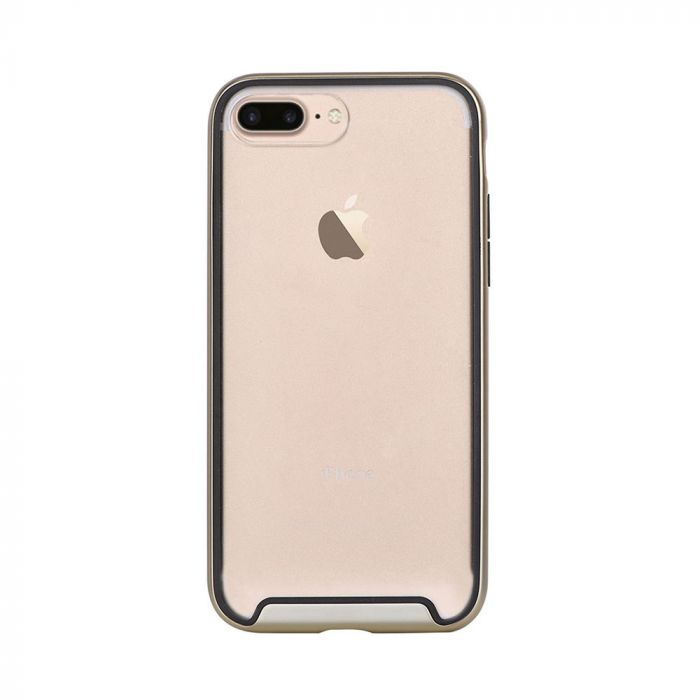 Carcasa iPhone 8 Plus / 7 Plus Comma Urban Champagne Gold