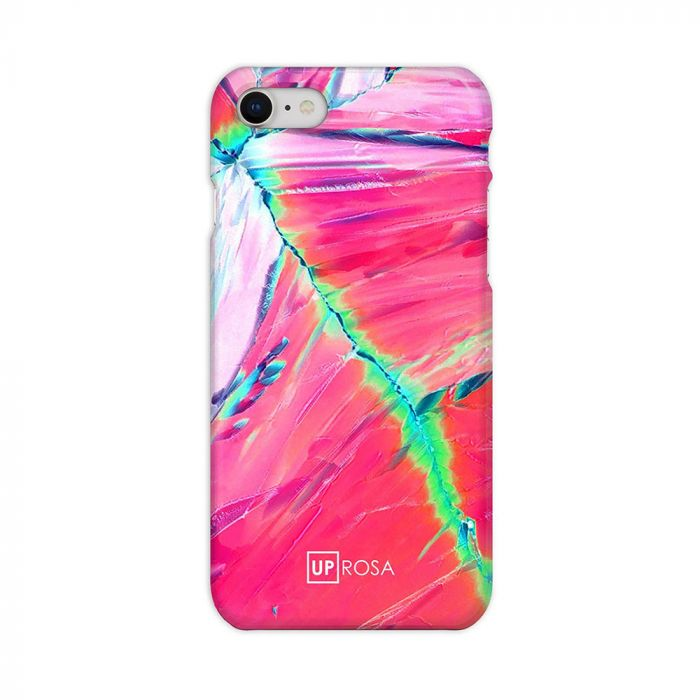 Carcasa iPhone SE 2020 / 8 / 7 UpRosa Slim Line Flamingo