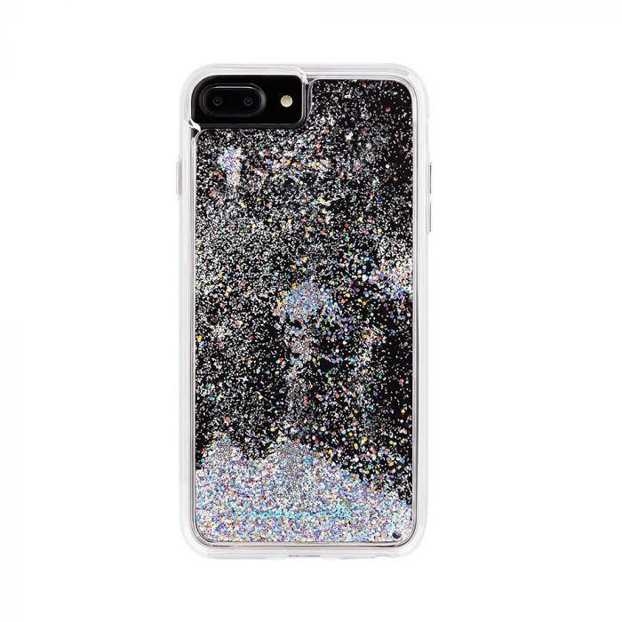 Carcasa iPhone 8 Plus / 7 Plus / 6 Plus Case Mate Naked Tough Waterfall Iridescent