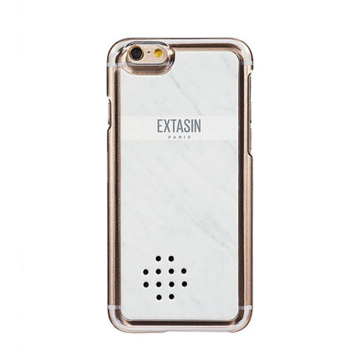 Carcasa iPhone 7 Extasin Perfumable White Marble