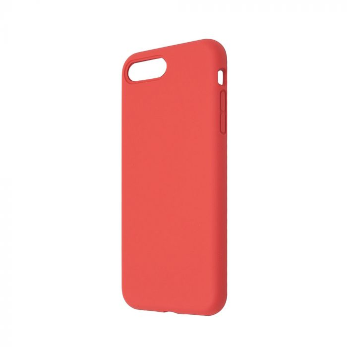 Carcasa iPhone 8 / 7 Occa Strong Liquid Silicone Red