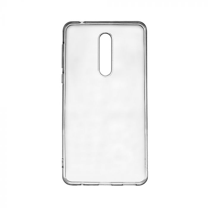 Husa Nokia 8 Lemontti Silicon Transparent