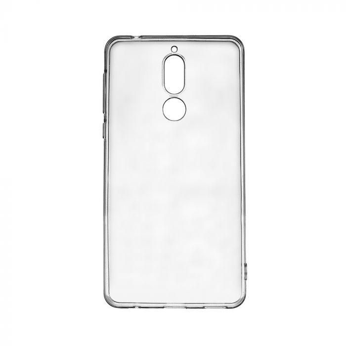 Husa Nokia 7 Lemontti Silicon Transparent
