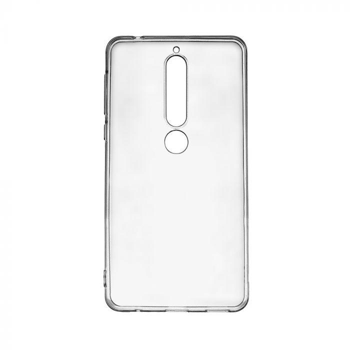 Husa Nokia 6.1 (Nokia 6 2018) Lemontti Silicon Transparent