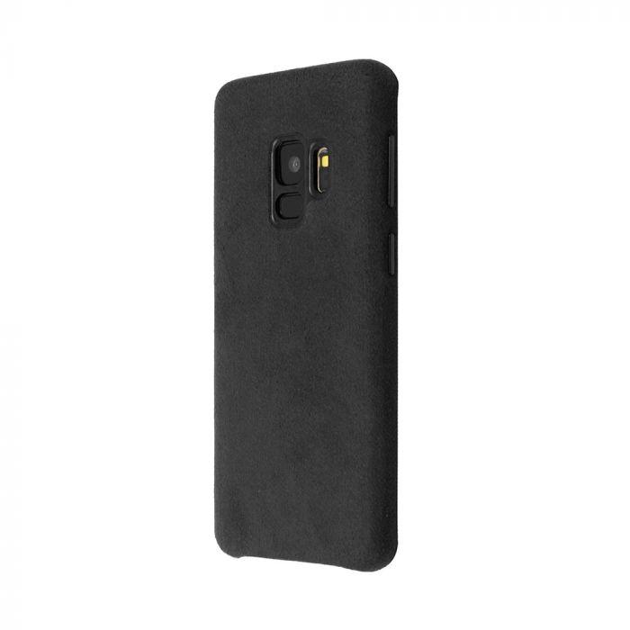 Carcasa Samsung Galaxy S9 G960 Just Must Origin Fiber Black