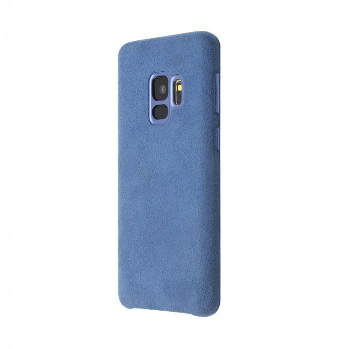 Carcasa Samsung Galaxy S9 G960 Just Must Origin Fiber Blue