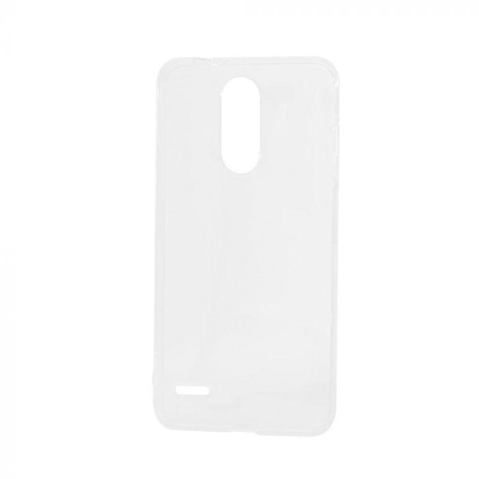 Husa LG K8 (2018) / K9 Lemontti Silicon Transparent