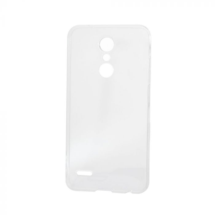 Husa LG K10 (2018) Lemontti Silicon Transparent