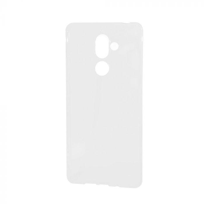 Husa Nokia 7 Plus Lemontti Silicon Transparent