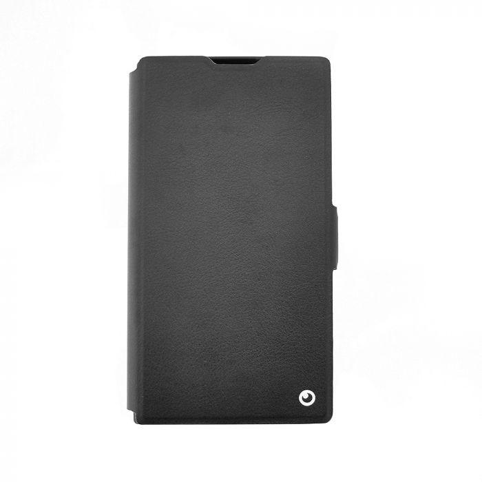 Husa Sony Xperia XA2 Lemontti Book Elegant Negru