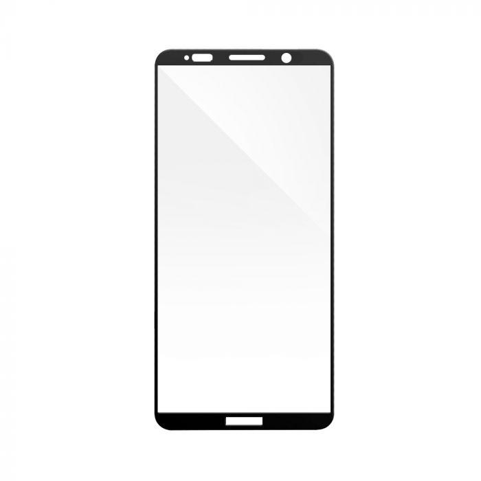 Folie Huawei Mate 10 Pro Devia Frame Sticla Temperata Black