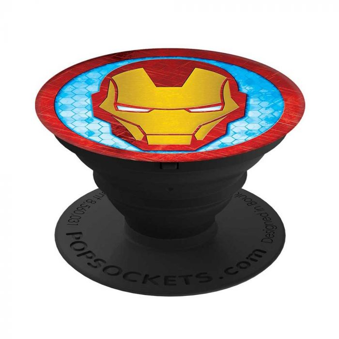 Suport Popsockets Stand Adeziv Avengers: Iron Man Icon