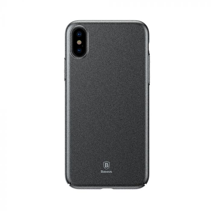 Carcasa iPhone X Baseus Meteorite Gray