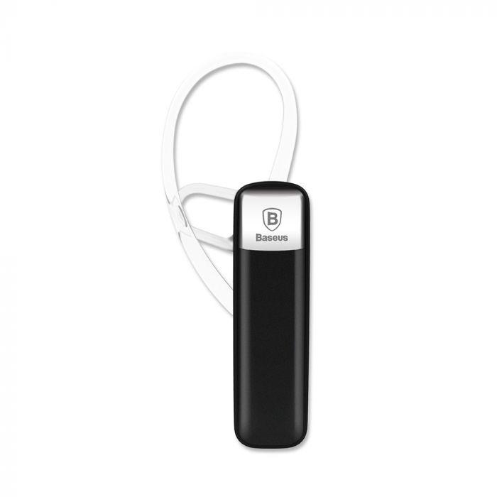 Casca Bluetooth Baseus Timk Black (Bluetooth 4.1, earloops)