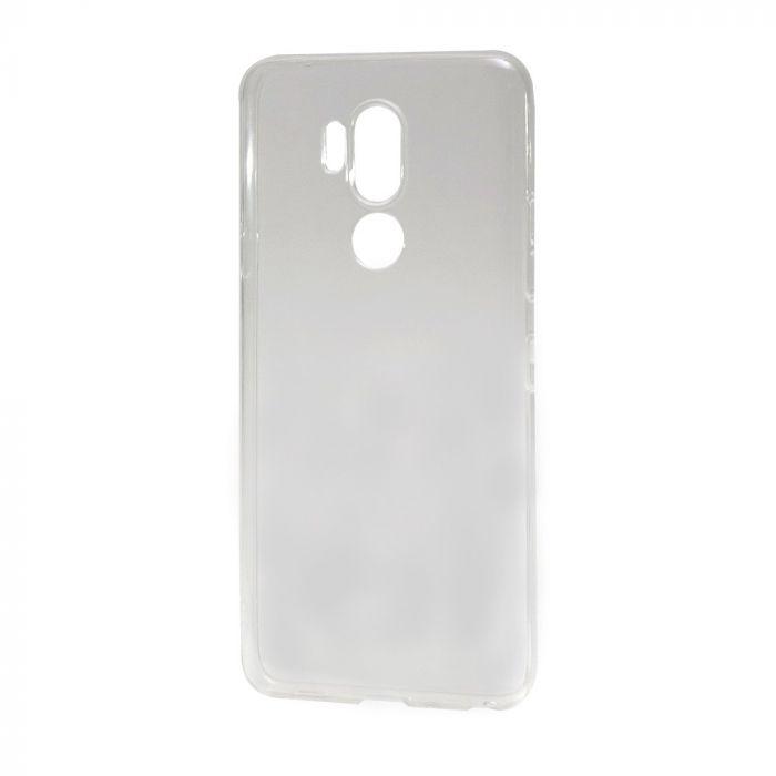 Husa LG G7 Lemontti Silicon Transparent