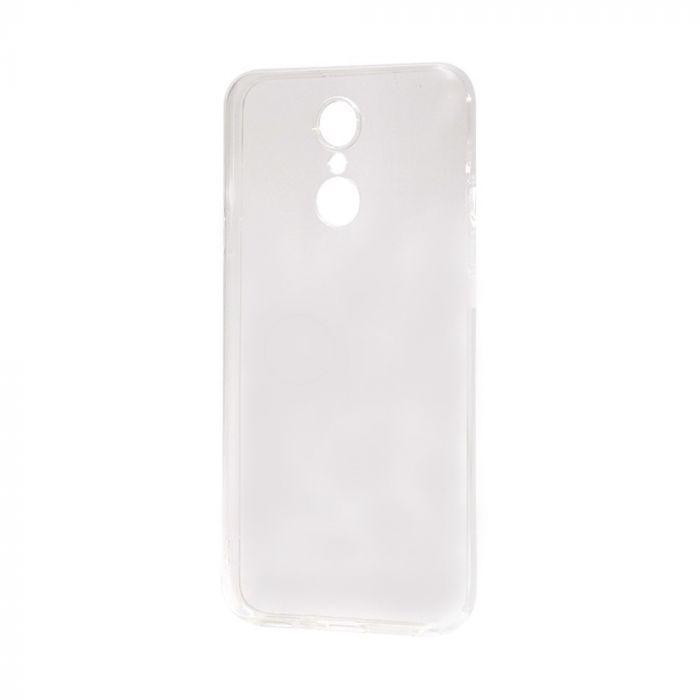 Husa LG Q7 Lemontti Silicon Transparent