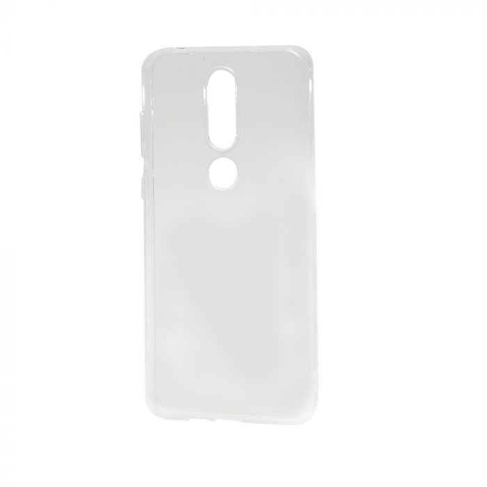 Husa Nokia 6.1 Plus (Nokia X6) Lemontti Silicon Transparent