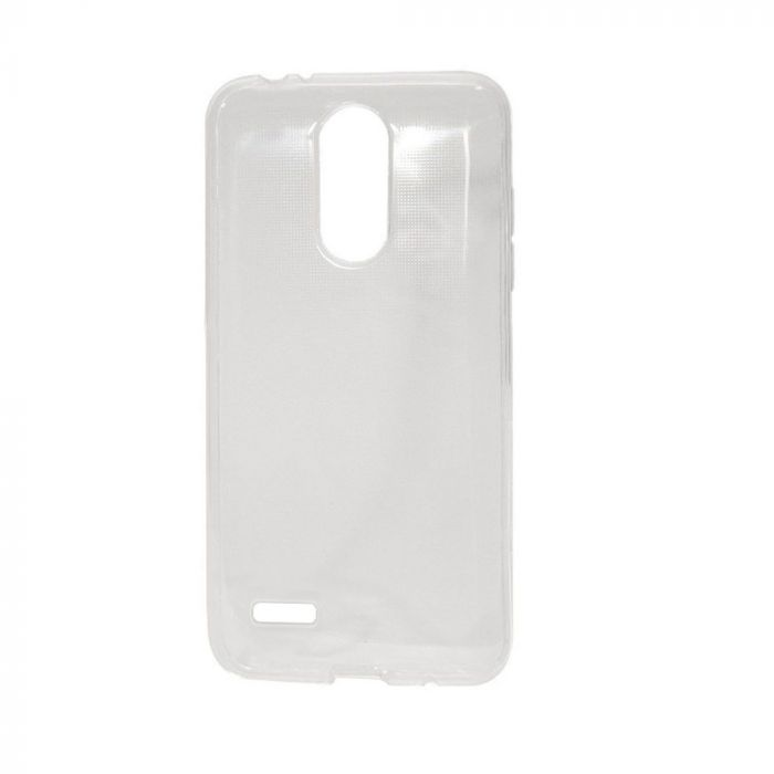 Husa LG K11 (2018) Lemontti Silicon Transparent