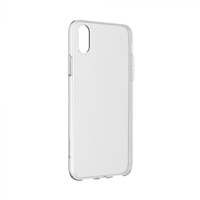 Husa iPhone XS / X Devia Silicon Naked Crystal Clear (0.5mm)