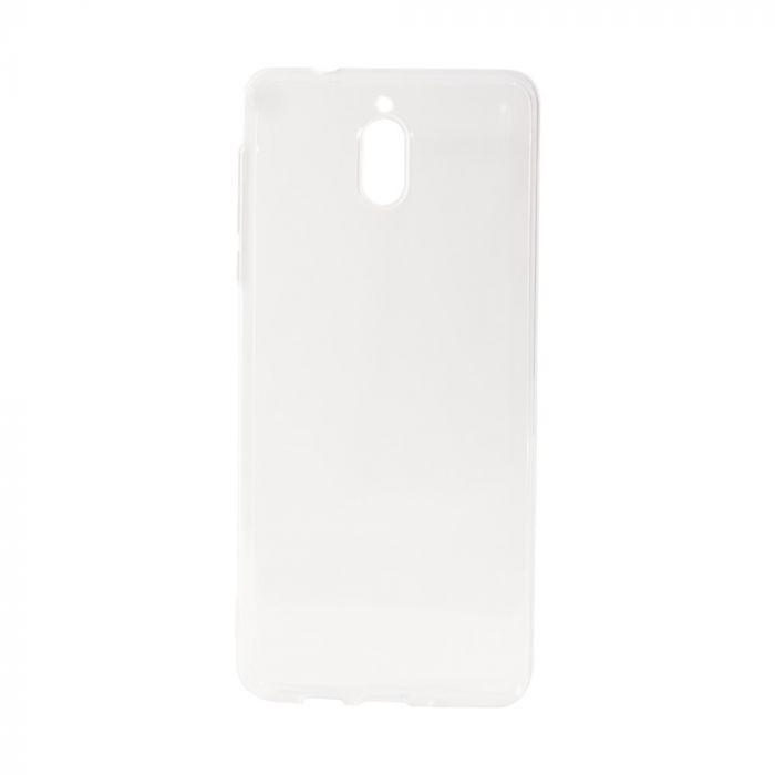 Husa Nokia 3.1 (Nokia 3 2018) Devia Silicon Naked Crystal Clear (0.5mm)