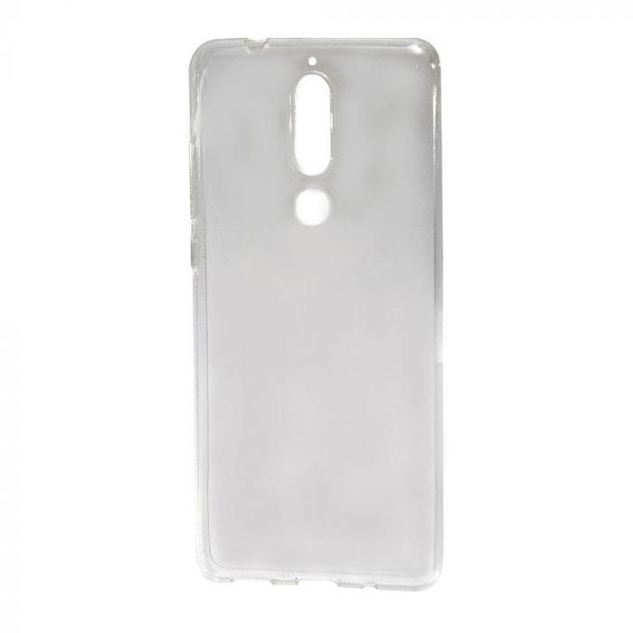 Husa Nokia 5.1 (Nokia 5 2018) Devia Silicon Naked Crystal Clear (0.5mm)