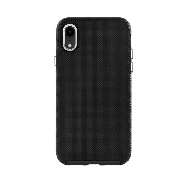 Carcasa iPhone XR Devia KimKong Black (antishock, din doua bucati)