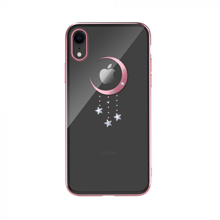 Carcasa iPhone XR Devia Meteor Rose Gold