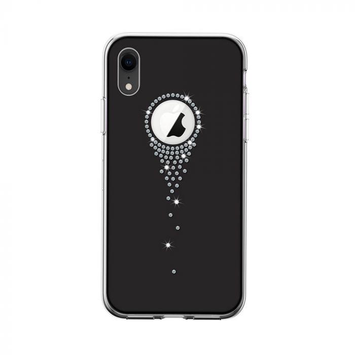 Carcasa iPhone XR Devia Angel Tears Black