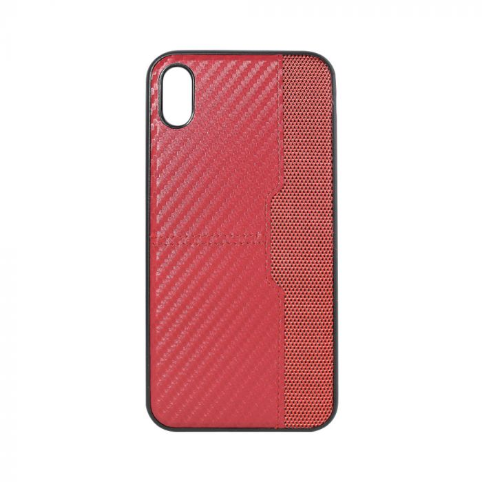 Carcasa iPhone XS Max Meleovo Essential II Red