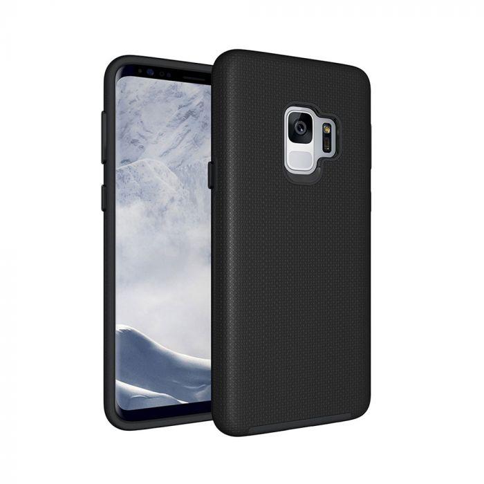 Carcasa Samsung Galaxy S9 G960 Eiger North Case Black (shock resistant)