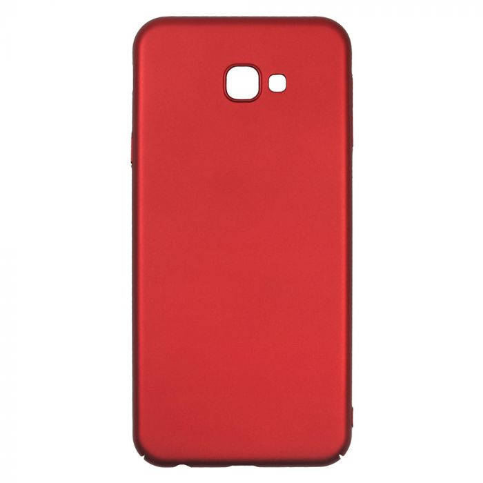 Carcasa Samsung Galaxy J4 Plus Just Must Uvo Red
