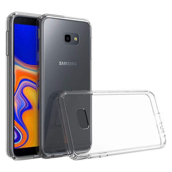 Carcasa Samsung Galaxy J4 Plus Just Must Pure II Clear