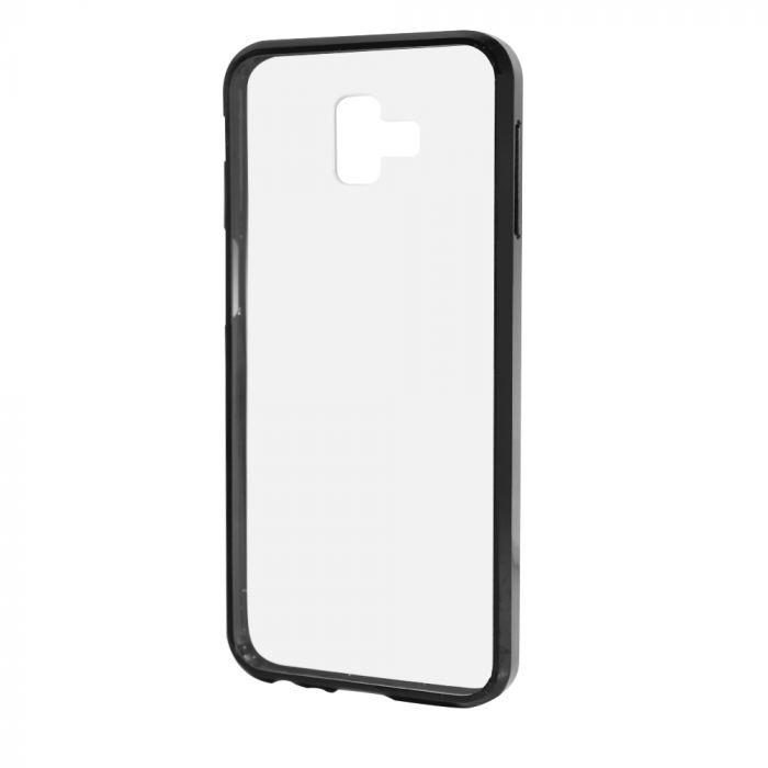 Carcasa Samsung Galaxy J6 Plus Just Must Pure II Black
