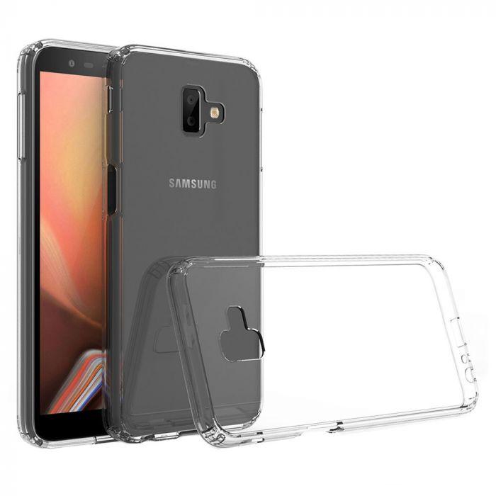 Carcasa Samsung Galaxy J6 Plus Just Must Pure II Clear