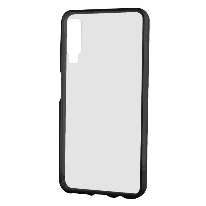 Carcasa Samsung Galaxy A7 (2018) Just Must Pure II Black