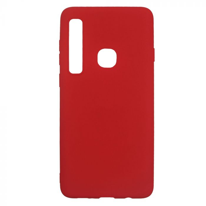 Husa Samsung Galaxy A9 (2018) Just Must Silicon Candy Red