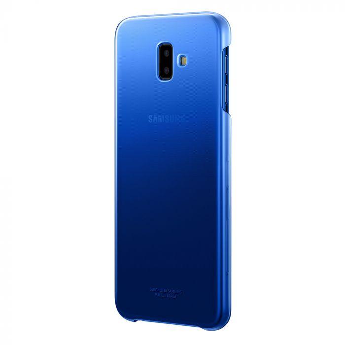 Carcasa Samsung Galaxy J6 Plus Samsung Gradation Cover Blue