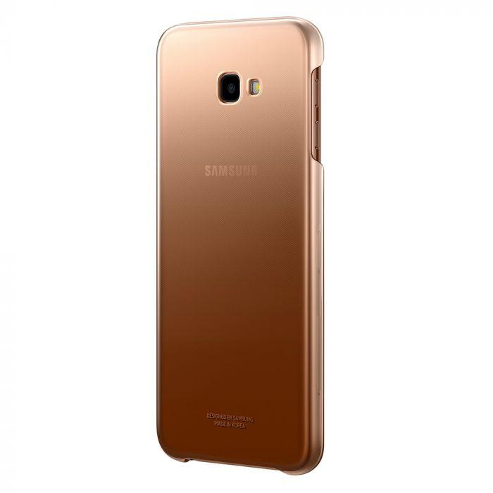 Carcasa Samsung Galaxy J4 Plus Samsung Gradation Cover Gold