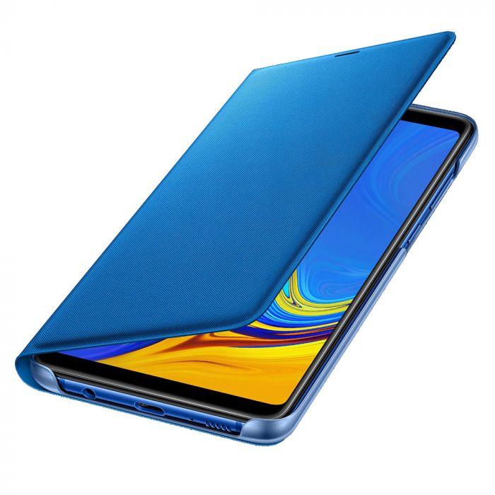 Husa Samsung Galaxy A9 (2018) Samsung Book Wallet Cover Blue