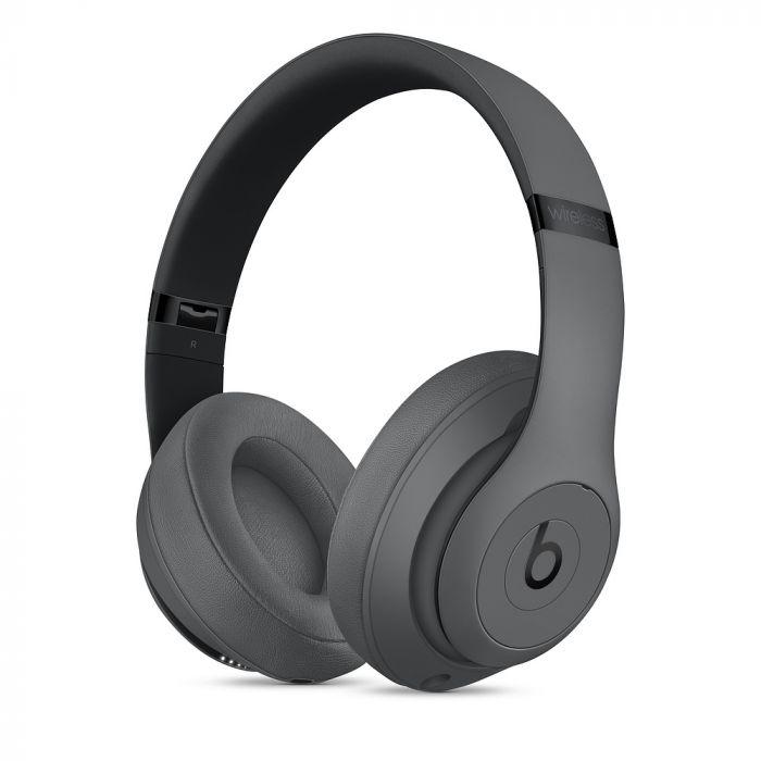 Casti Beats Studio 3 Wireless Grey (Over-Ear)
