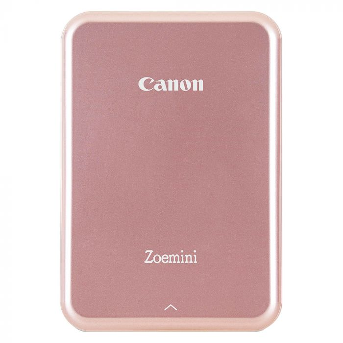 Canon Zoemini Photo Printer Zink Rose Gold