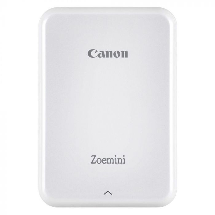 Canon Zoemini Photo Printer Zink White