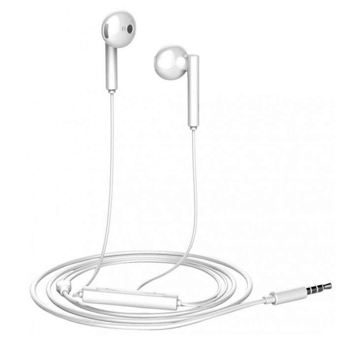 Casti Jack 3.5mm Huawei White AM115