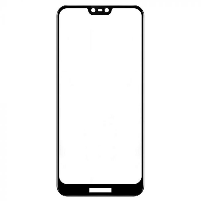 Folie Nokia 7.1 (Nokia 7 2018) Lemontti Sticla Full Fit Black (1 fata, 9H, 0.33mm)
