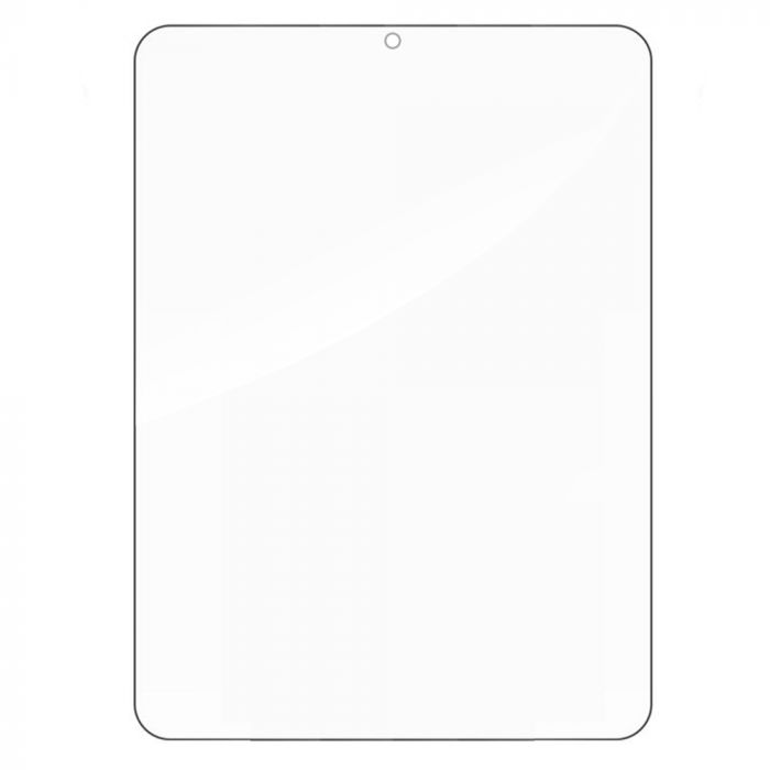Folie iPad Pro 12.9 inch 2018 Devia Sticla Temperata Crystal Clear
