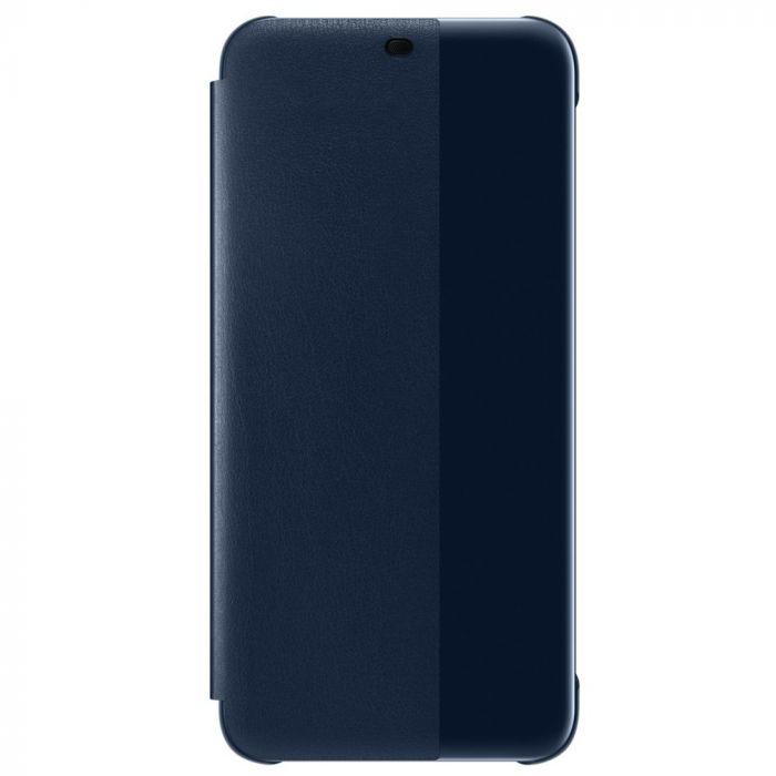 Husa Huawei Mate 20 Lite Huawei View Cover Blue