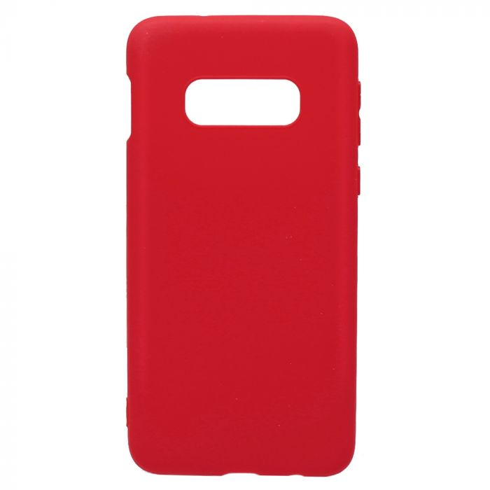 Husa Samsung Galaxy S10e G970 Just Must Silicon Candy Red