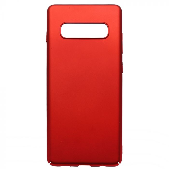 Carcasa Samsung Galaxy S10 Plus G975 Just Must Uvo Red